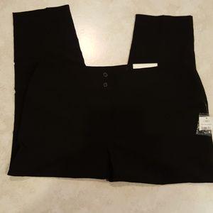Black Cato contemporary dress pants size 16